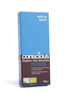 Nylansering av Conscious Raw Chocolate från ScandChoco