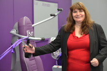 Andover therapy centre set to Make May Purple for stroke