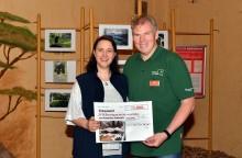 Der Rostocker Zooverein auf Tschechien-Reise - Ausstellungseröffnung brachte überraschende Finanzspritze für den Zoo