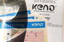 10 kroner blev til to millioner i talspillet Keno