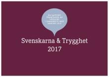 Var tredje svensk känner sig inte helt trygg – och varannan kan tänka sig att flytta på grund av otrygghet