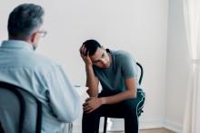 Hur många spelberoende som söker hjälp har suicidala tankar?