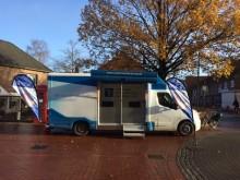Beratungsmobil der Unabhängigen Patientenberatung kommt am 7. Februar nach Soltau.