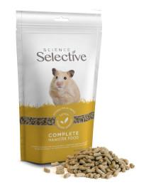 Supreme gives hamster food and bathing sand a make-over