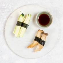 Recept: Sushiskola-Nigiri