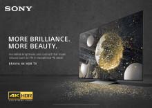 Nowa reklama telewizorów Sony BRAVIA™: opuszczone kasyno i cztery tysiące balonów napełnionych brokatem