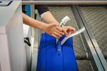 Otillåtna bagagevågar på tre av fem flygplatser