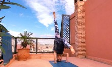 Join last minute: Yoga Shortbreak in Marrakech