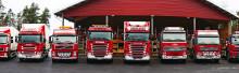 Byte till HVO-diesel gav Woodys hållbarhetspris