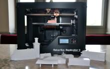 Prisutdelning och slutredovisning av 3D-projekt
