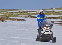 Länsstyrelsen Dalarna och Nationella Snöskoterrådet vill fånga upp skoteråkares åsikter