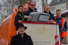100 Prozent umweltfreundlich: Steinbach am Wald geht bei LED-Beleuchtung voran