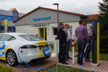 Neue Kundenräume im Bayernwerk-Netzcenter Marktheidenfeld