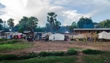 Förnyat våld i Centralafrikanska republiken driver tusentals på flykt