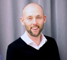 Marcus Nilsson blir ny affärsområdeschef för Veidekke Anläggning