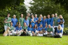 Smådjurskliniken Din Veterinär i Helsingborg är finalist i Årets Djurklinik 2017