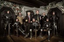 De Bayerska Renhetslagarna 500 år, firas på Kaltenberg slott.