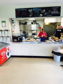 Crawley café invites people to Give a Hand and Bake for the Stroke Association