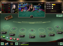 Live Casino Action at Lucky Win Slots | LuckyWinSlots.com