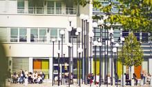 Högskolan Väst – ett hållbart campus