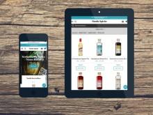 Nordic Spritis - Ny webbutik som lanserar O.P. Anderson och Blossa på den tyska marknaden