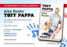 Velkommen til boklansering: Tøff pappa