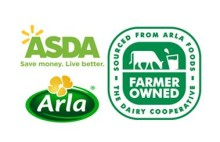 ​All ASDA fresh milk now carrying Arla farmer-owned marque