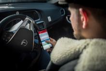 Parkering via mobilen ökar med 270% i Nacka