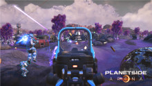 PlanetSide Arena Now Available Free-To-Play In PC Early Access on Steam