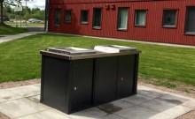 Fastighetsbolaget K2A Knaust & Andersson Fastigheter AB installerar elgrillar för en trivsammare utemiljö