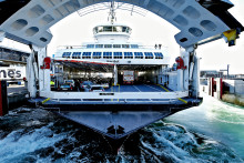 H as in HH Ferries and Hogia Ferry Systems