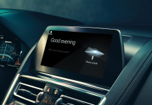 BMW Intelligent Personal Assistant – en personlig hjälpreda i bilen