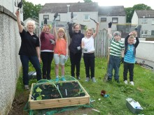 Food for thought at drop-in events promoting Moray's grow-your-own culture