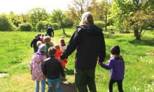 Bussförskolor låter Malmös barn uppleva lite mer