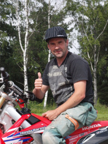 Prova på Supercross på Ullevi!