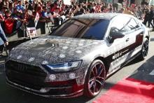Live transmission af Audi Summit med premiere på den nye Audi A8