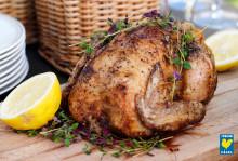 Svensk kyckling huvudråvara i Årets Kock