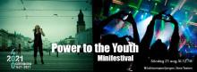 Unga möter politiker genom Rap i Jubileumspaviljongen