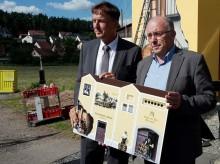 Bayernwerk arbeitet an erstem Hopfentransformator Bayerns –  Kunst am Trafo