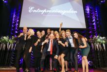 Entreprenörsgalan Sverige 2017