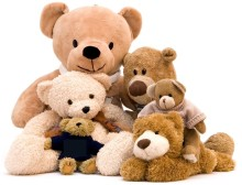 Take part in a teddy bear sleepover in Forres