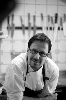 Stefan Ekengren Ulfsunda Slotts nya köksmästare och kreativa ledare