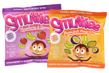 Unik frugtsnack på vej til de lækkersultne