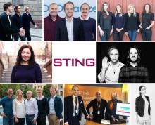 Här är listan: STINGs 8 nya internetbolag