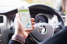 Fortsatt snabb tillväxt i Västerås - mobilparkering ökar med 43 procent