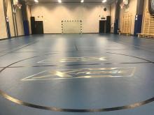 Erlaskolan Östra i Norrköping satsar på ny idrottshall