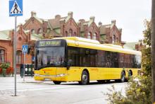 Större nyheter i regionbusstrafiken den 10 december