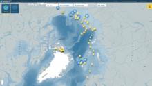 Unik webbportal sätter svensk polarforskning på kartan