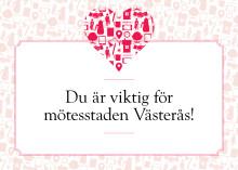 Västerås Convention Bureau hyllar lokala mötesambassadörer