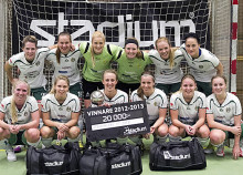 Bajen vann Stadium Futsal Cup 2013